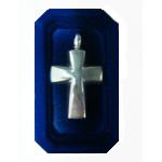 Silver reliquary